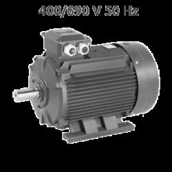 2P-EG250M1 Motor 75 CV 3000 RPM IE1 400-690V