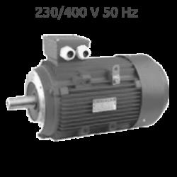 6P-IE3-MS132M1 B14 Motor 4 KW (5,5 CV) 1000 RPM Trifasico IE3 CEMER