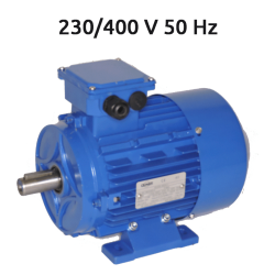 4P-IE2-MSE90S Motor 1,1 KW (1,5 CV) 1500 RPM Trifasico IE2 CEMER