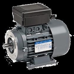 4-BCF80B Motor Trifasico 1.500 rpm de 0,75 KW (1 CV) con electrofreno CC WA