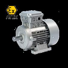 Motor Antideflagrante 1500 rpm Ex d II 0,75...