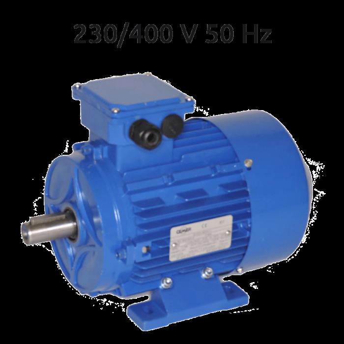 2P-IE2-MSX802 Motor 1,1 KW (1,5 CV) 3000 RPM Trifasico IE2 CEMER