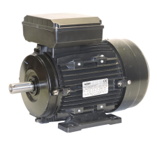 2MLE100L Motor monofasico 4 CV 3000 rpm de alto par de arranque
