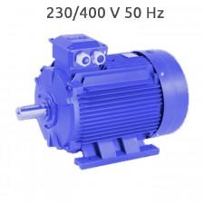 Motor 45 KW (60 CV) 1500 RPM Trifasico IE3 de Fundición CEMER