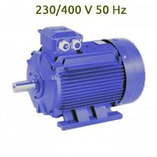 4P-IE2-MSX132M1 Motor 7,5 KW (10 CV) 1500 RPM Trifasico IE2 CEMER