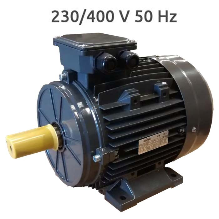 2P-IE3-MS132S2 Motor 7,5 KW (10 CV) 3000 RPM Trifasico IE3 CEMER