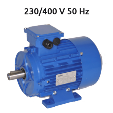 2P-IE2-MS112M1 Motor 4 KW (5,5 CV) 3000 RPM Trifasico IE2 CEMER