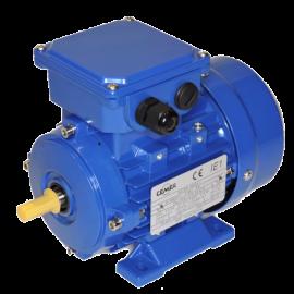 6P-MS802 Motor trifasico 0,75 CV 1000 RPM