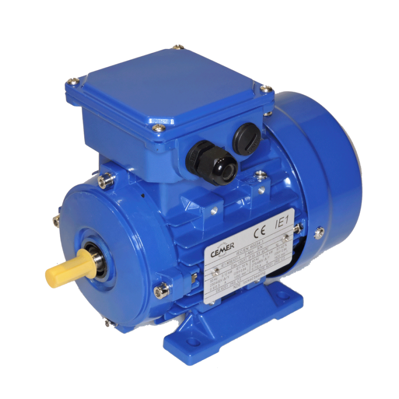 8P-MSE802 Motor 0,25 KW (0,33 CV) 750 RPM Trifasico CEMER