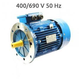 6P-IE3-MS132M1 B5 400/690V Motor 4 KW (5,5 CV) 1000 RPM Trifasico IE3 CEMER