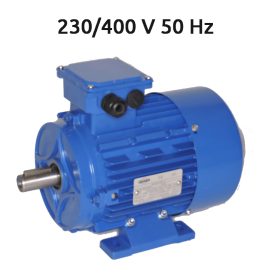 2P-IE2-MS160L Motor 18,5 KW (25 CV) 3000 RPM Trifasico IE2 CEMER