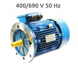 2P-IE3-MS112M1 B5 400/690V Motor Trifasico 4 KW (5,5 CV) 3000 RPM IE3 CEMER