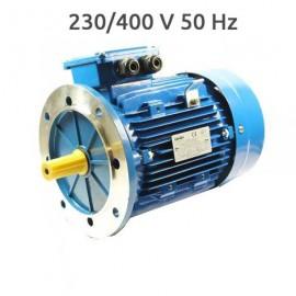 6P-IE3-MS90S B5 Motor 0,75 KW (1 CV) 1000 RPM Trifasico IE3 CEMER