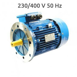 6P-IE3-MS100L B5 Motor 1,5 KW (2 CV) 1000 RPM Trifasico IE3 CEMER