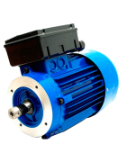 Motores eléctricos asíncronos monofásicos estandard y par elevado