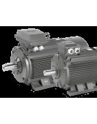 Motores eléctricos asíncronos trifásicos a 230/400 V o 400/690 V 50 Hz